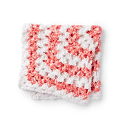 Red Heart Sweet Granny Square Baby Blanket