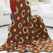Go to Product: Caron Victorian Ornaments Afghan in color