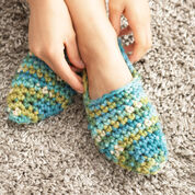 Go to Product: Bernat Quickie Slippers, S in color