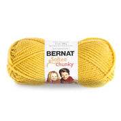 Go to Product: Bernat Softee Chunky Yarn (100g/3.5oz) in color Glowing Gold