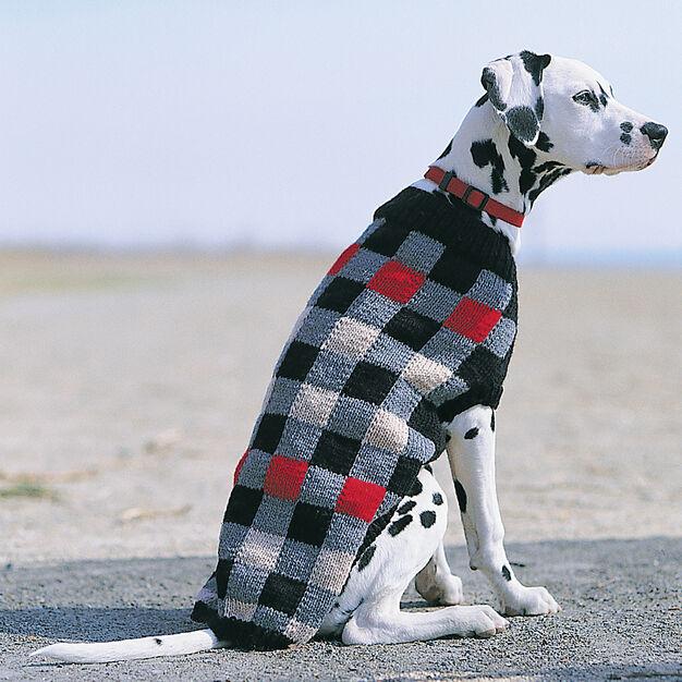 Patons Canine Checks, XS