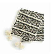 Go to Product: Bernat Snow Capped Mosaic Stitch Crochet Blanket in color