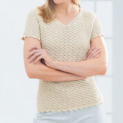 Go to Product: Patons Pretty V-Neck, XS/S in color
