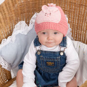 Go to Product: Aunt Lydia's Bunny Hat & Booties in color