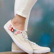 Aunt Lydia's Bloomin' Shoe Appliques