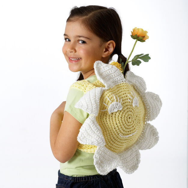 Bernat Sunflower Bag