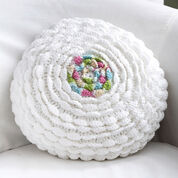 Go to Product: Bernat Ruffles Pillow in color