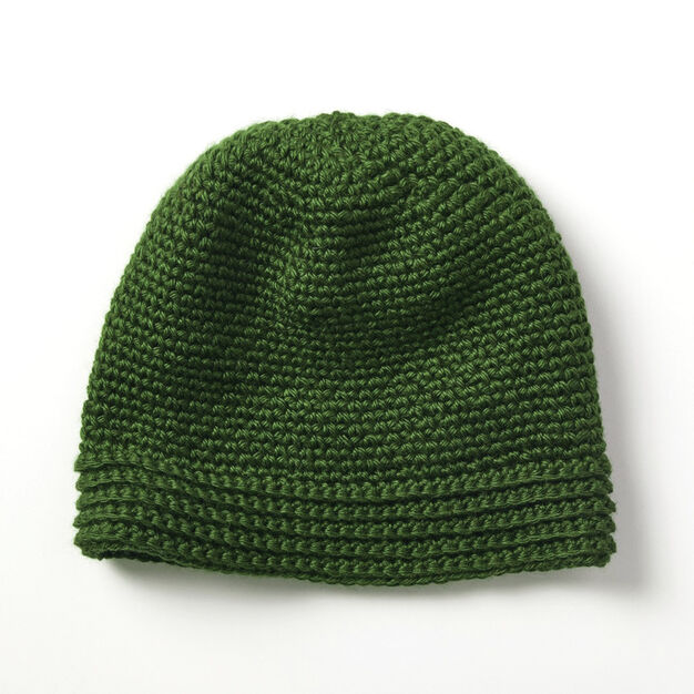 Caron Easy Street Hat in color