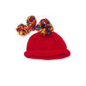 Go to Product: Bernat Pompom Beanie, 2/4 yrs in color