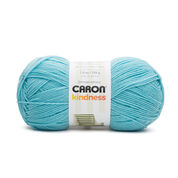 Go to Product: Caron Kindness Yarn - Clearance Shades* in color Robin's Egg Blue