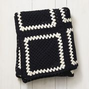 Go to Product: Stitch Club Jane's Granny Square Blanket, M + Tutorial in color