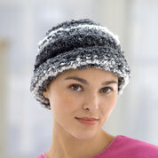 Go to Product: Red Heart Knit Chemo Cloche, S/M in color