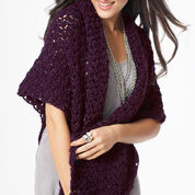 Go to Product: Bernat Starlette Shawl in color