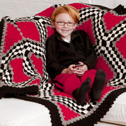 Go to Product: Red Heart Race Car Throw in color
