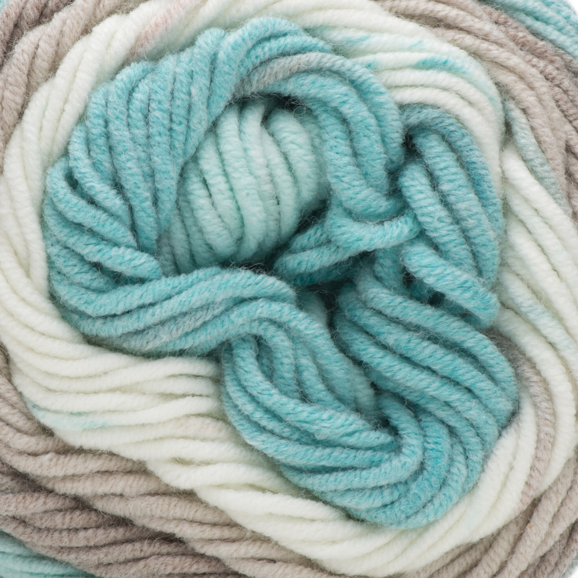 Caron Cotton Cakes Yarn, Beach Glass