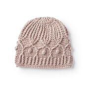 Go to Product: Red Heart Winter Trellis Hat, S in color
