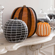 Go to Product: Aunt Lydia's Haunting Lace Pumpkins in color