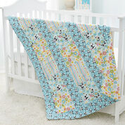Go to Product: Dual Duty Ups-a-Daisy Panda Baby Quilt in color