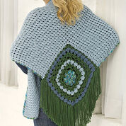 Go to Product: Caron Center Square Shawl in color
