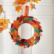 Go to Product: Dual Duty Festival Fall Wreath in color