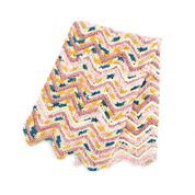 Go to Product: Bernat Chevron Cottage Crochet Blanket in color