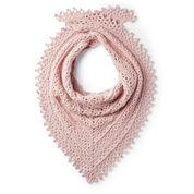 Patons Pretty Filigree Crochet Shawl