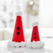 Red Heart Crafty Santa Gnomes