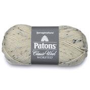 Patons Classic Wool Tweeds Yarn, Aran Tweed