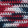 Lily Sugar'n Cream Cone Yarn (400g/14 oz), Nautical Ombre in color Nautical Ombre Thumbnail Main Image 3}
