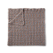 Go to Product: Bernat V-easy Does It Crochet Blanket in color