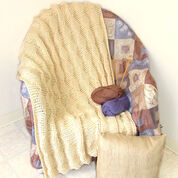 Go to Product: Bernat Afghan to Crochet in color