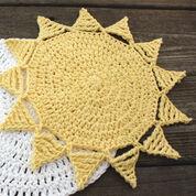 Lily Sugar'n Cream Sunny Dishcloth