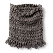 Bernat Alize EZ Wool Cowl in the Round