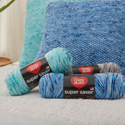 Go to Product: Red Heart Textured Seed Stitch Pillows in color
