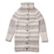 Caron Stitch Mix Knit Cardigan, XS/S