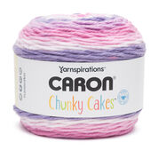 Go to Product: Caron Chunky Cakes Yarn in color Ballet Sorbet