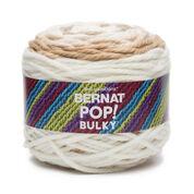 Bernat Pop! Bulky Yarn, Café au Lait