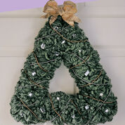 Go to Product: Red Heart Oh Christmas Tree Wreath in color