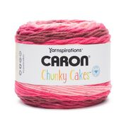 Go to Product: Caron Chunky Cakes Yarn, Cherries Jubilee - Clearance Shades* in color Cherries Jubilee