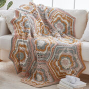 Go to Product: Red Heart Desert Dreams Throw in color