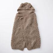 Bernat Squirreled Away Blanket