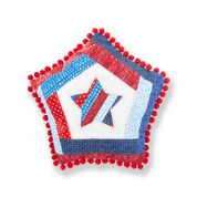 Go to Product: Coats & Clark Patriotic Star Pillow in color