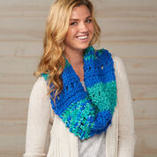 Go to Product: Red Heart Mix It Up Cowl in color