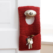 Go to Product: Patons Felted Door Knob Organizer in color