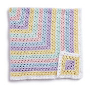 Go to Product: Caron Baby Blanket Squared in color