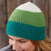 Go to Product: Bernat Go Snow Toque, Version 1 in color