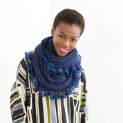 Go to Product: Red Heart Vortex Ruffled Cowl in color