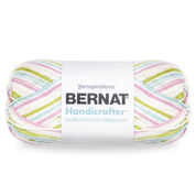 Bernat Handicrafter Cotton Ombres Yarn (340G/12 OZ), Lava Lamp - Clearance Shades*