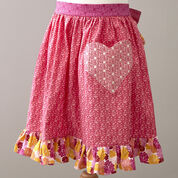 Go to Product: Dual Duty Valentine Apron - in new Amy Reber Jitterbug collection in color