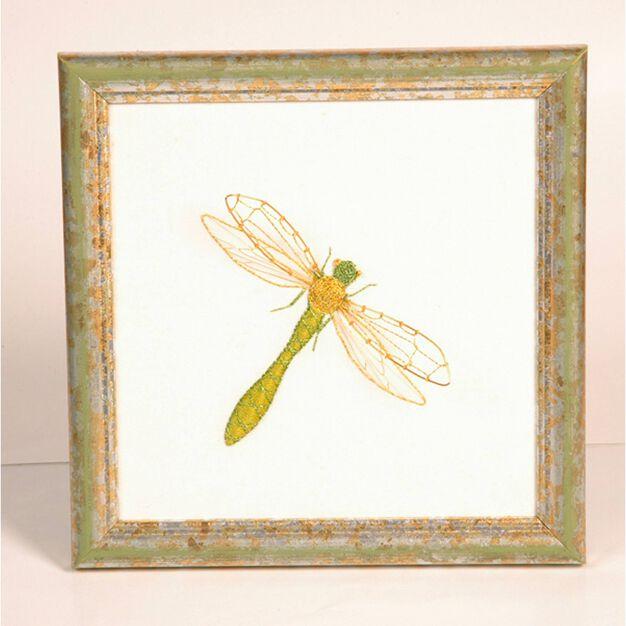 Coats & Clark Beautiful Dragonfly